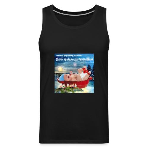 zwzw front shirt jpg - Männer Premium Tank Top