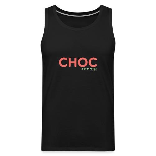 CHOC - Canotta premium da uomo