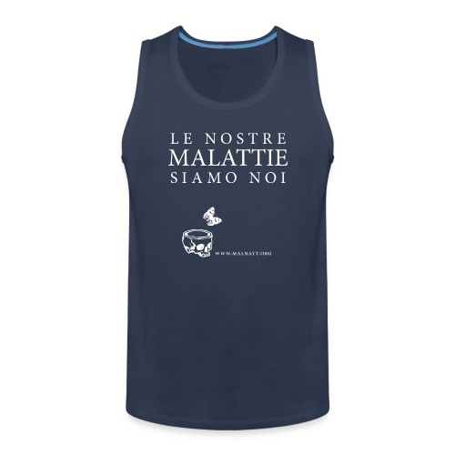 malattie - Men's Premium Tank Top