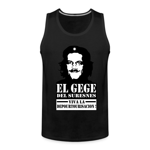 elgege - Débardeur Premium Homme