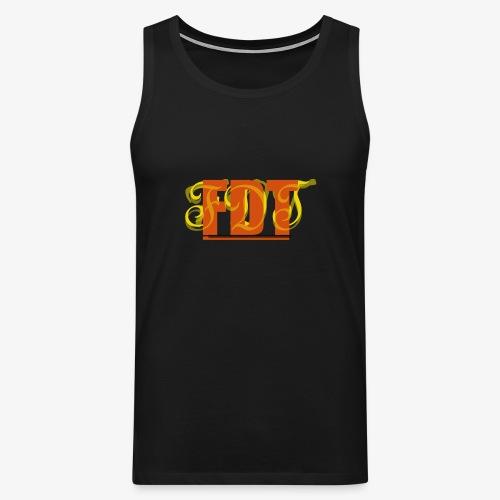 FDT - Men's Premium Tank Top