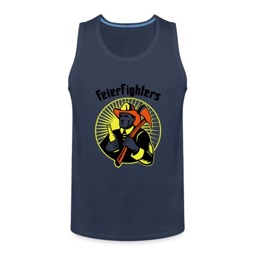 feierfighters - Männer Premium Tank Top