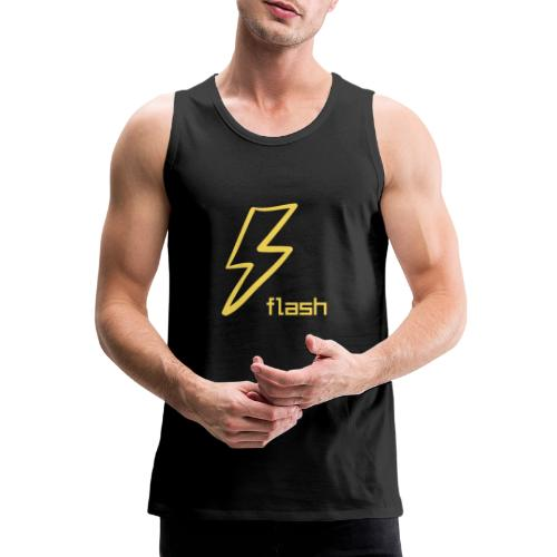 Flash - Herre Premium tanktop