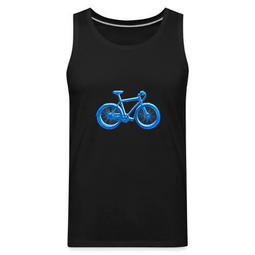 Fahrrad Bike Outdoor Fun Radsport Radtour Freiheit - Men's Premium Tank Top