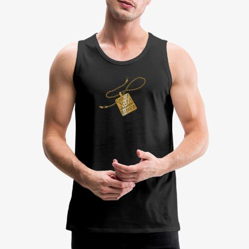 Young Chain - Tank top premium hombre