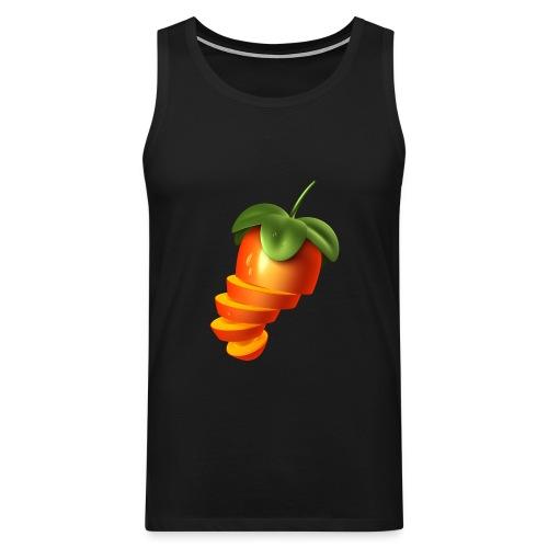Sliced Sweaty Fruit - Men's Premium Tank Top