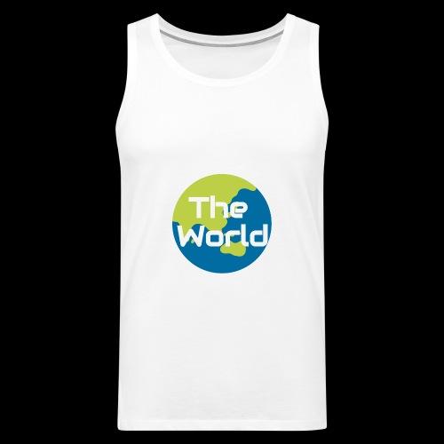 The World Earth - Herre Premium tanktop