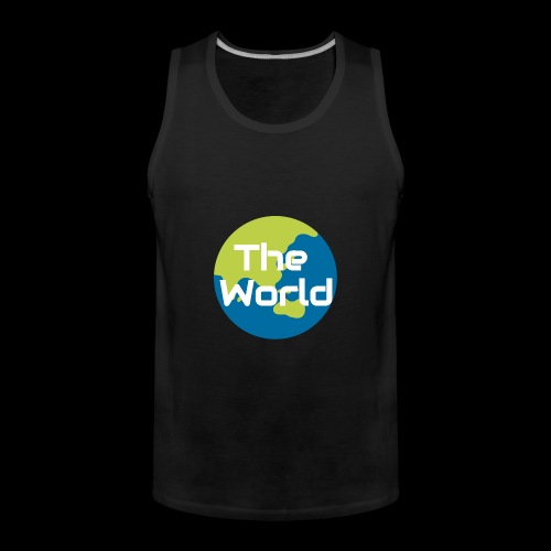 The World Earth - Herre Premium tanktop