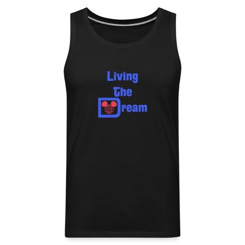 Erin shirt3 png - Men's Premium Tank Top