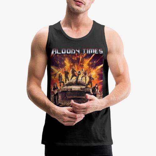 Bloody Times - On A Mission - Men's Premium Tank Top
