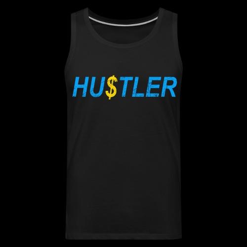 Hustler Used Look - Männer Premium Tank Top