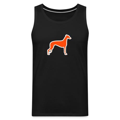 Greyhound - Männer Premium Tank Top