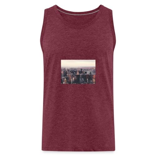 spreadshirt - Débardeur Premium Homme