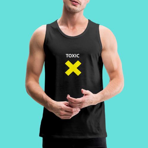 TOXIC - Débardeur Premium Homme