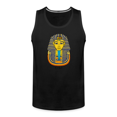Pharao Tutanchamun - Männer Premium Tank Top