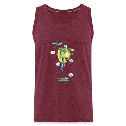 T-shirt Maison de L'aventure - Débardeur Premium Homme