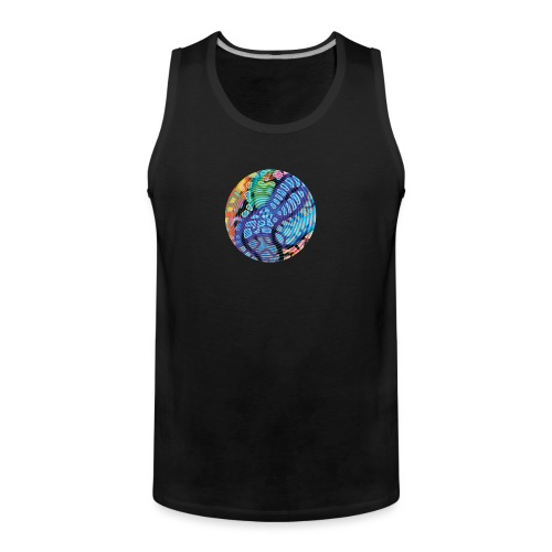 concentric - Men's Premium Tank Top
