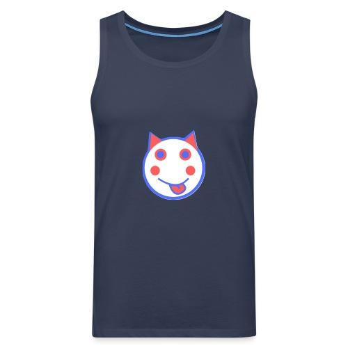 Alf Cat RWB | Alf Da Cat - Men's Premium Tank Top