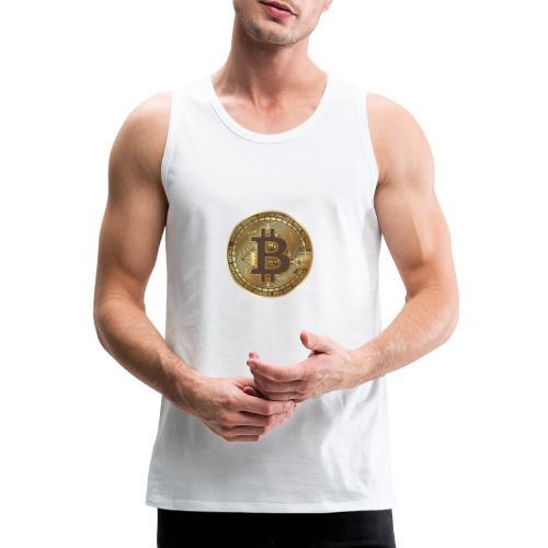 BTC - Débardeur Premium Homme