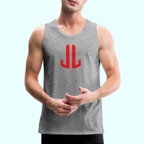 BodyTrainer JL - Miesten premium hihaton paita