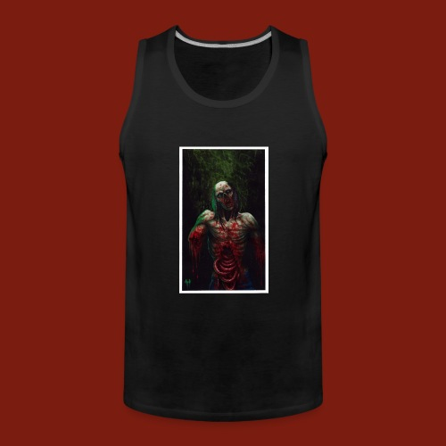 Zombie's Guts - Men's Premium Tank Top
