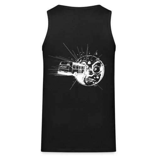 T-shirt artefakt bus simple - Débardeur Premium Homme