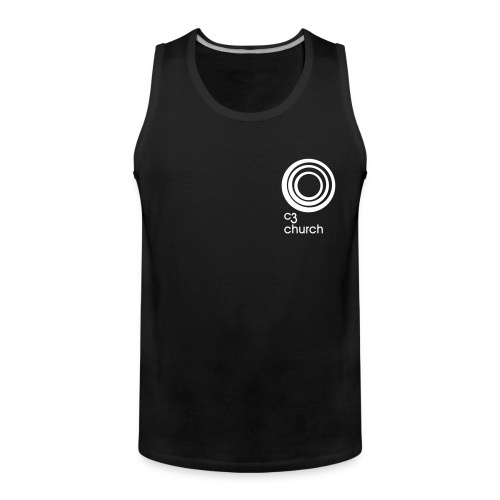 3056430 12248719 no name orig - Männer Premium Tank Top