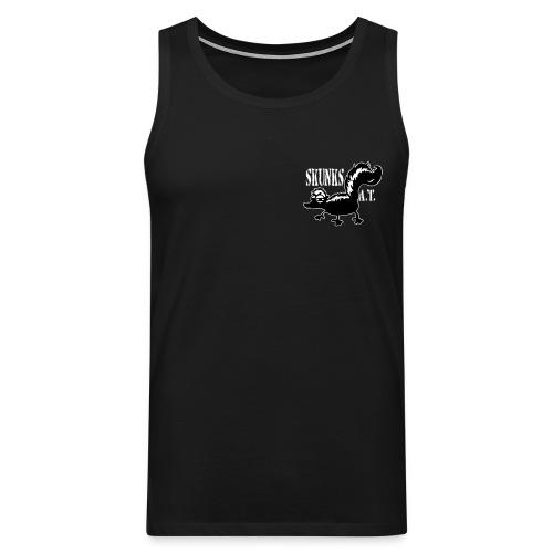 skunk4shirts small2 - Männer Premium Tank Top