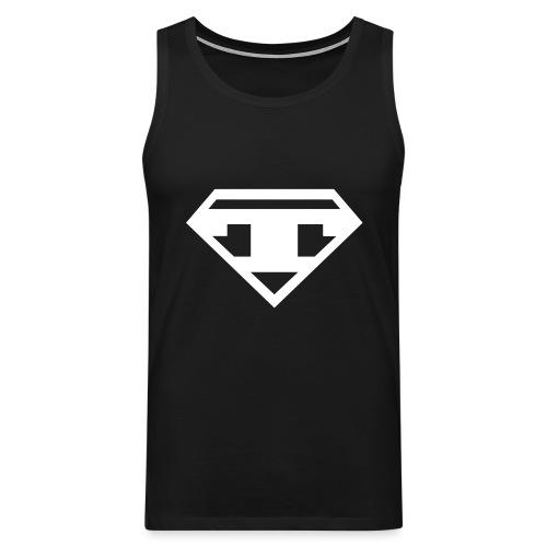 Twanneman logo - Men's Premium Tank Top