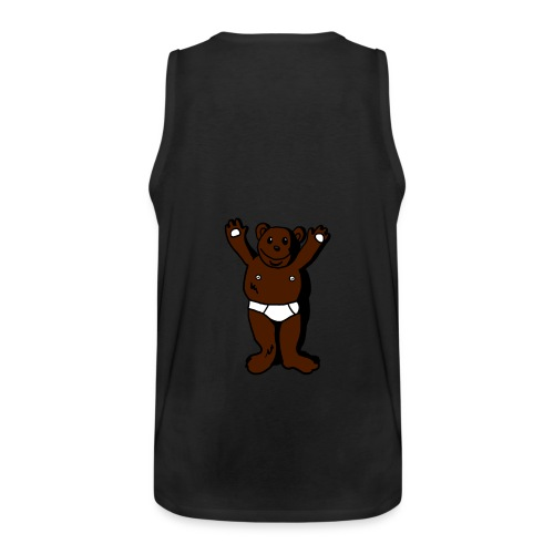 bear - Men's Premium Tank Top
