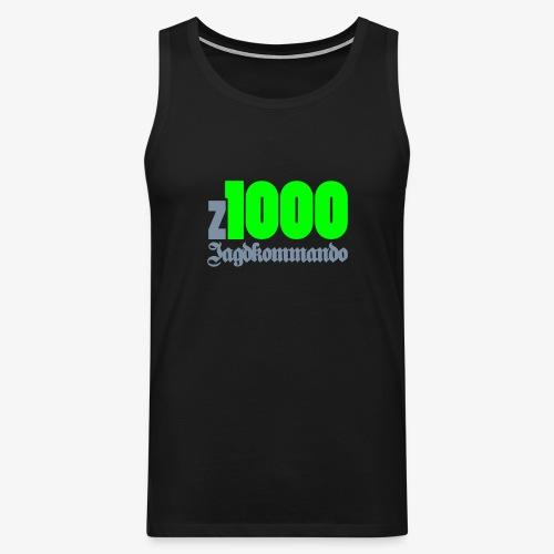 z1000 Jagdkommando - Männer Premium Tank Top
