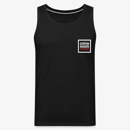 Copenhagen Fetish Men Jacket - Herre Premium tanktop