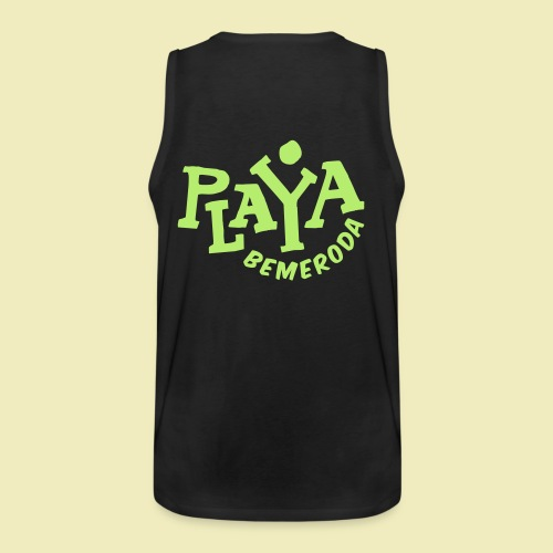 Playa Bemeroda Official - Männer Premium Tank Top