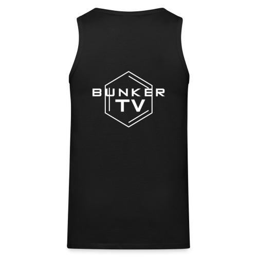 BunkerTV Logo 2 - Männer Premium Tank Top