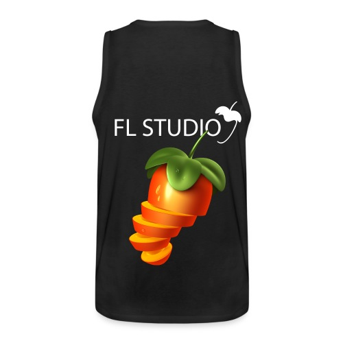 Sliced Sweaty Fruit - Men's Premium Tank Top