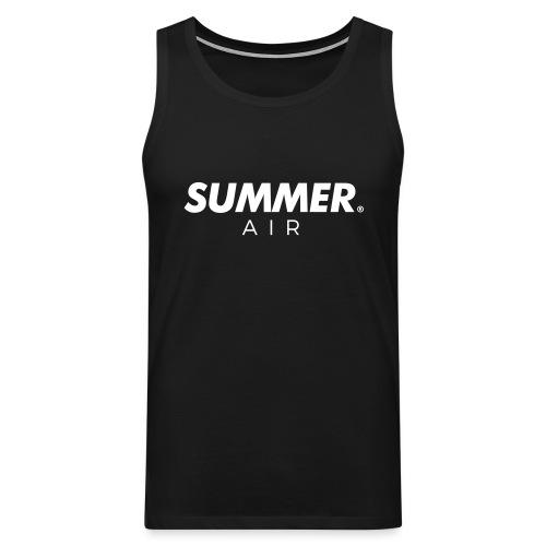 Summer Air - Männer Premium Tank Top