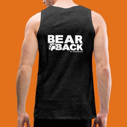 bearback new - Men's Premium Tank Top