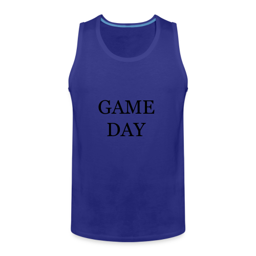 Game Day Collection - Premium singlet for menn