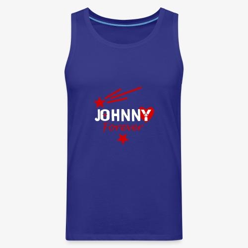 Johnny forever - Débardeur Premium Homme