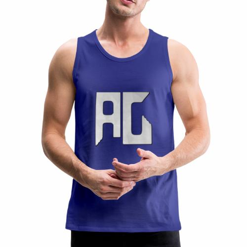 Afro genius - Men's Premium Tank Top