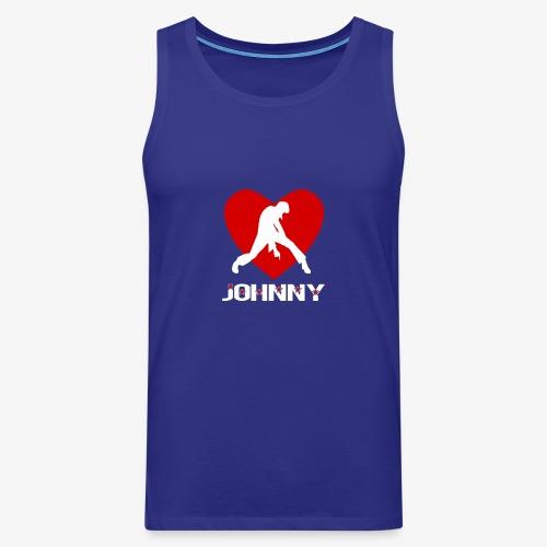 Johnny - Débardeur Premium Homme
