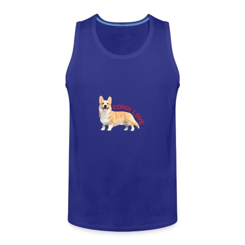CorgiLove - Men's Premium Tank Top