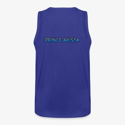 Prince Akista - Débardeur Premium Homme