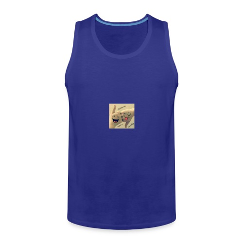 Friends 3 - Men's Premium Tank Top
