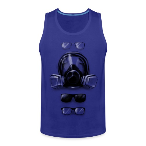 All I See Is Blue - Men's Premium Tank Top