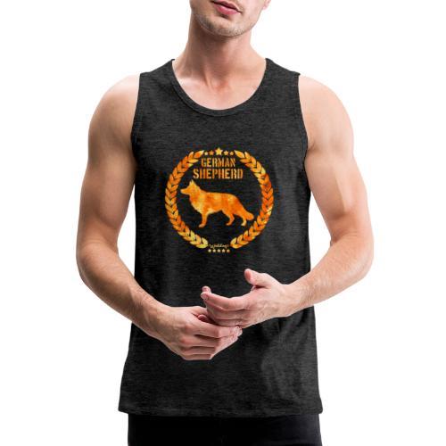 GSD Copper Army - Miesten premium hihaton paita