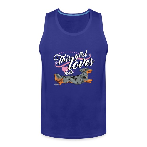 pitkisgirl - Men's Premium Tank Top