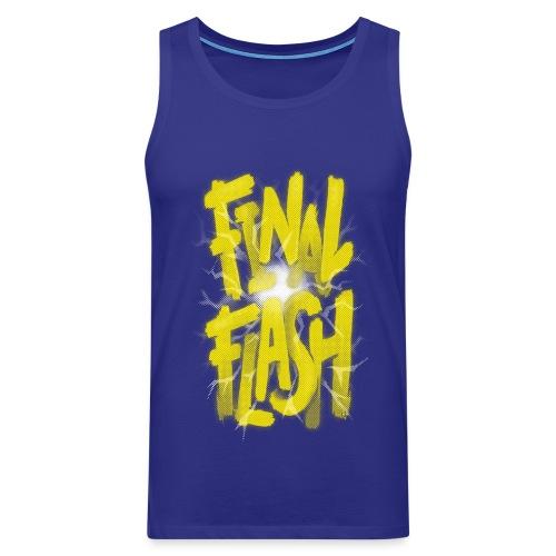 Final Flash - Men's Premium Tank Top