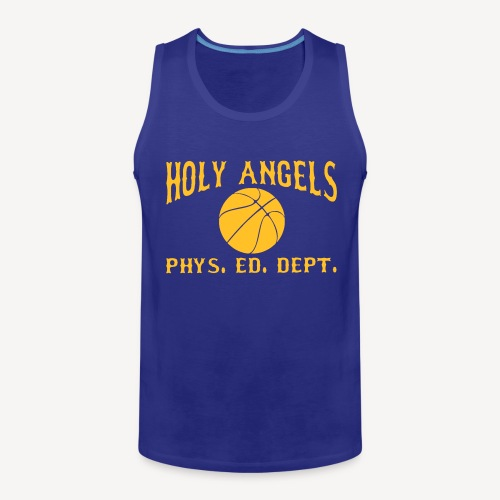 HOLY ANGELS PHYS ED DEPT. - Men's Premium Tank Top
