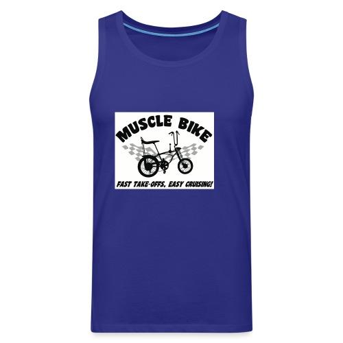 musclebike04 - Débardeur Premium Homme